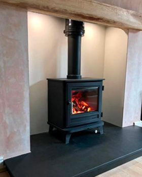 Fitting And Maintenance Installation Of Your Wood Burning