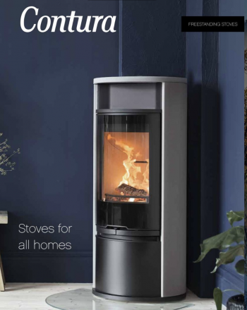 More from Contura - Pendle Stoves - Wood Burning Stoves