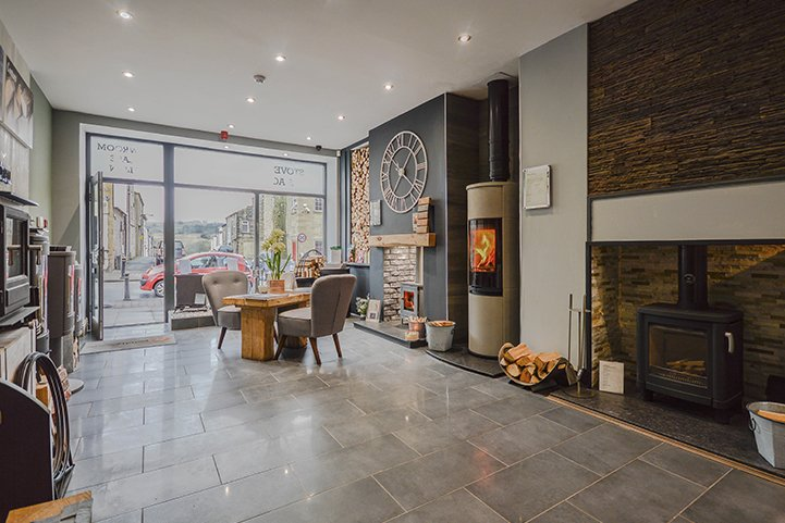 Fireplace Showroom Pendle Stoves